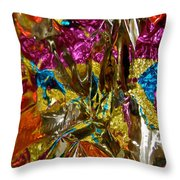 Abstract 3819 Throw Pillow