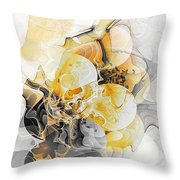 Abstract 393-08-13 Marucii Throw Pillow