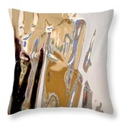 Abstract 3962 Throw Pillow