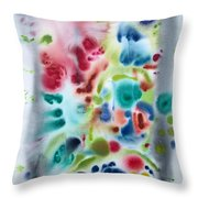 Untitled 4 Throw Pillow