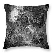 Abstract 409 - Marucii Throw Pillow
