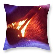 Abstract 4096 Throw Pillow