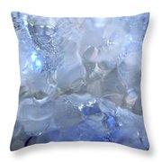 Abstract 4110 Throw Pillow