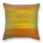 Abstract 418 Throw Pillow