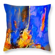 Abstract 434180 Throw Pillow
