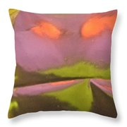 Abstract 4563 Throw Pillow
