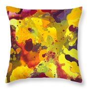 Abstract 46 Throw Pillow