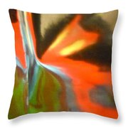 Abstract 4730 Throw Pillow
