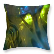 Abstract 4742 Throw Pillow