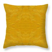 Abstract 494 Throw Pillow