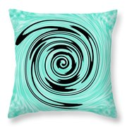 Abstract #5 Throw Pillow
