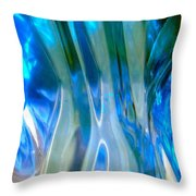 Abstract 5023 Throw Pillow