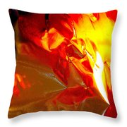 Abstract 5079 Throw Pillow