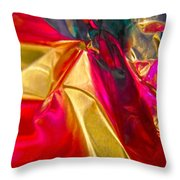 Abstract 5096 Throw Pillow