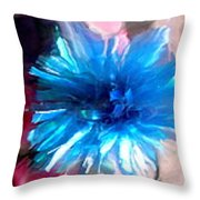 Abstract 5379 Throw Pillow