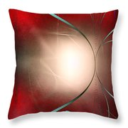 Abstract 550 Throw Pillow