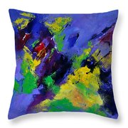 Abstract 5531102 Throw Pillow