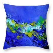 Abstract 5531103 Throw Pillow