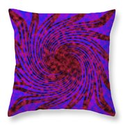 Abstract #6 Throw Pillow