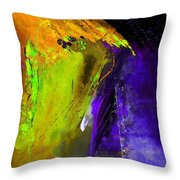 Abstract 6325 Throw Pillow