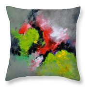 Abstract 6631201 Throw Pillow