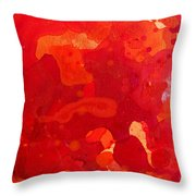 Abstract 68 Throw Pillow