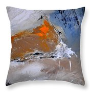 Abstract 694160 Throw Pillow