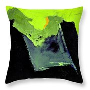 Abstract 695213 Throw Pillow