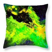 Abstract 6954278 Throw Pillow
