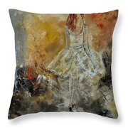 Abstract 8821151 Throw Pillow