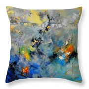 Abstract 88212082 Throw Pillow