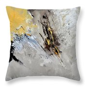 Abstract 8831801 Throw Pillow