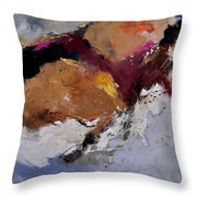 Abstract 8831901 Throw Pillow