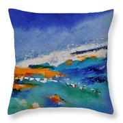Abstract 88319091 Throw Pillow