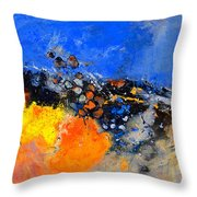 Abstract 88411133 Throw Pillow