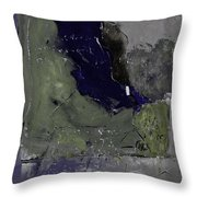 Abstract 88457412 Throw Pillow