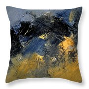 Abstract 963257 Throw Pillow