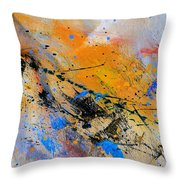 Abstract 965943 Throw Pillow