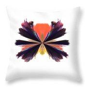 Abstract A030 Throw Pillow