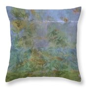 Prosperity - Abstract Art  Throw Pillow