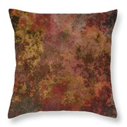 Mend - Abstract Art  Throw Pillow