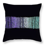 Abstract Fusion 219 Throw Pillow