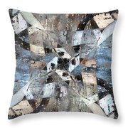 Abstract Graffiti 6 Throw Pillow