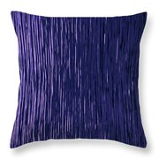 Abstract Line Pattern Throw Pillow