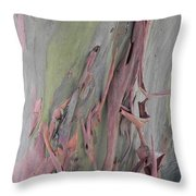 Abstract Nature 14 Throw Pillow