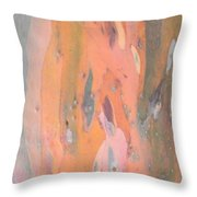 Abstract Nature 0 Throw Pillow