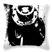 Abstract Object Throw Pillow
