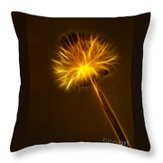 Abstract Of Nature 1 Throw Pillow