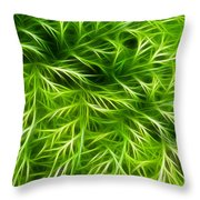 Abstract Of Nature 3 Throw Pillow