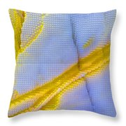 Abstract Of Picasso Jasper Throw Pillow
